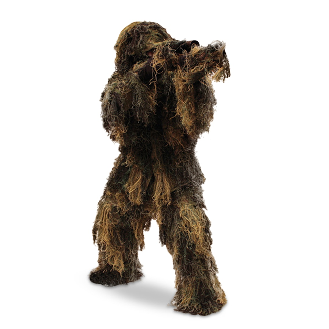 Red Rock Ghillie Suit