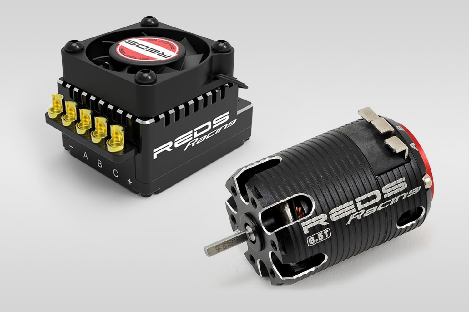 REDS TX & VX Pro Racing Brushless Motor Combo