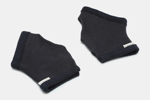 Refiber Designs Organic Cotton Typing Gloves