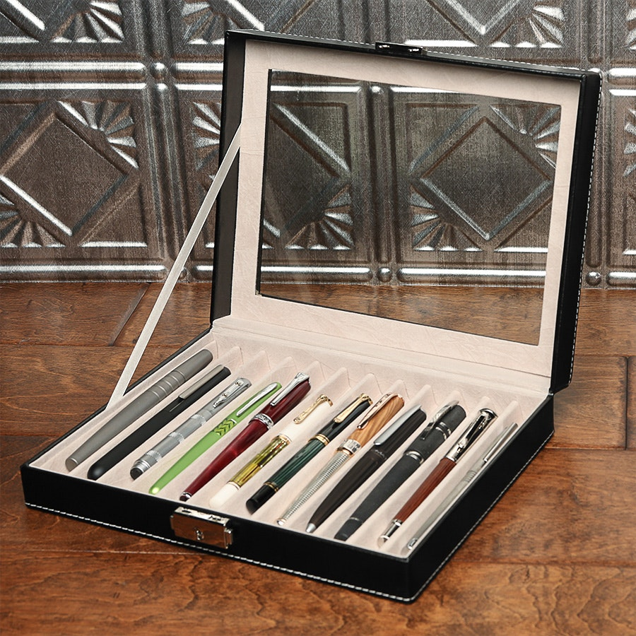 Regal 12-Pen Collector Box