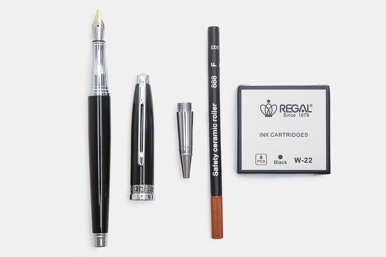 Two-in-one Pen in Black