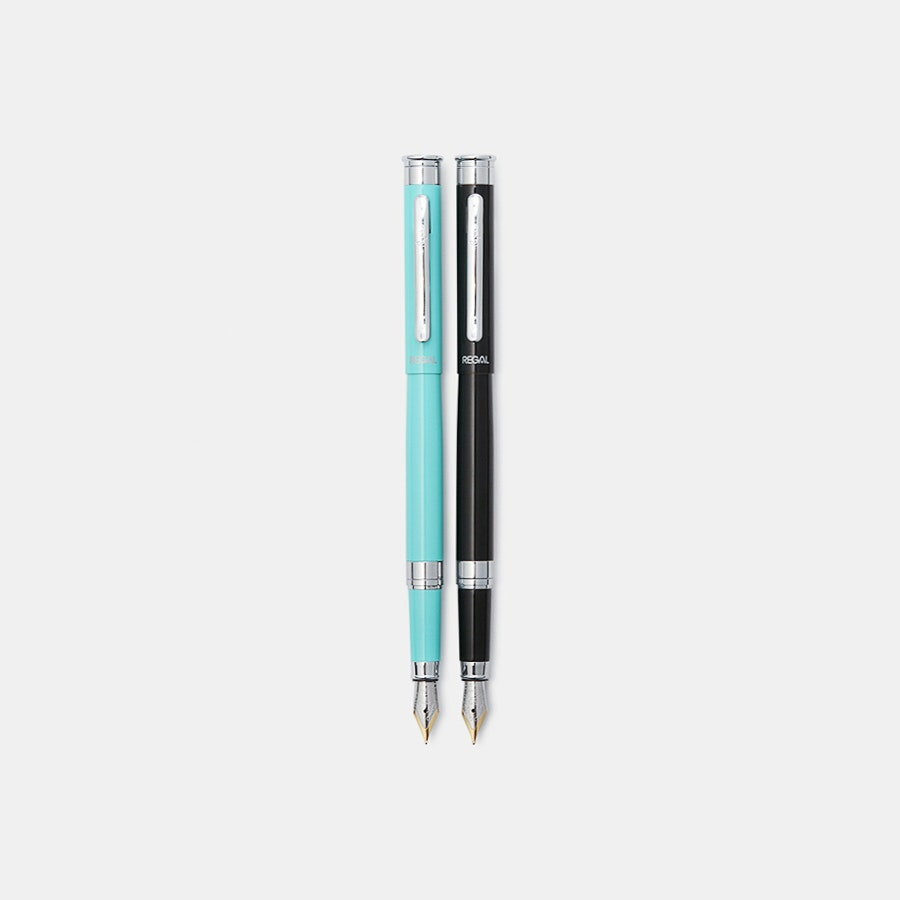 Regal Lane Fountain Pens (2-Pack)