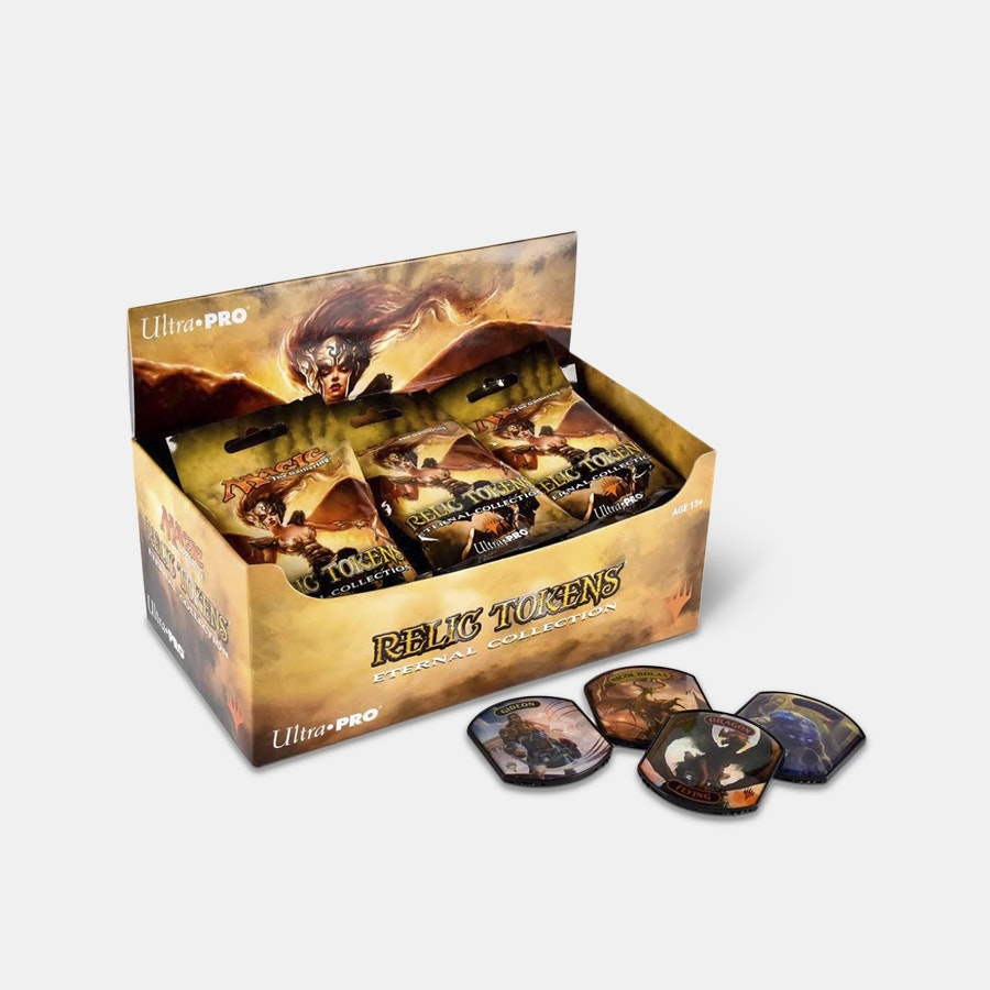 MTG: Relic Tokens Eternal Collection Booster Box