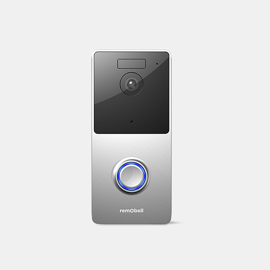RemoBell Wi-Fi HD Video Doorbell With Night Vision