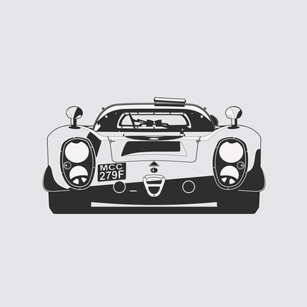 Alfa Tipo 3 Artprint
