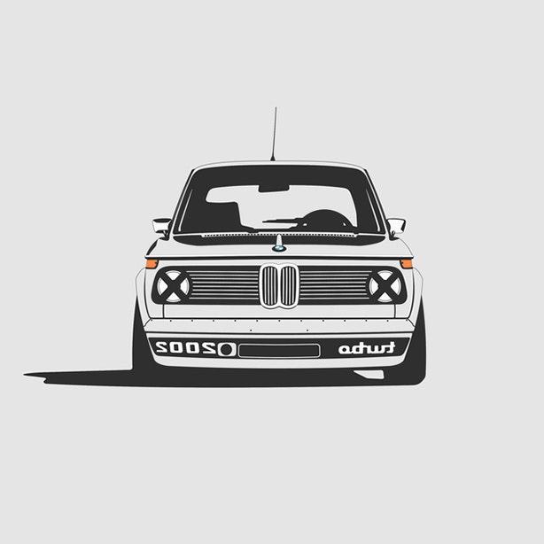 BMW 2002 Turbo Artprint