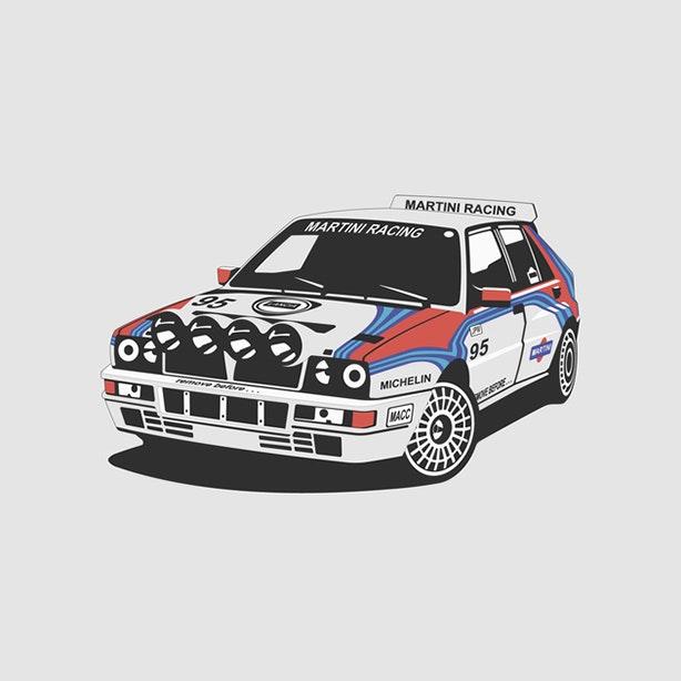 Lancia Delta Artprint