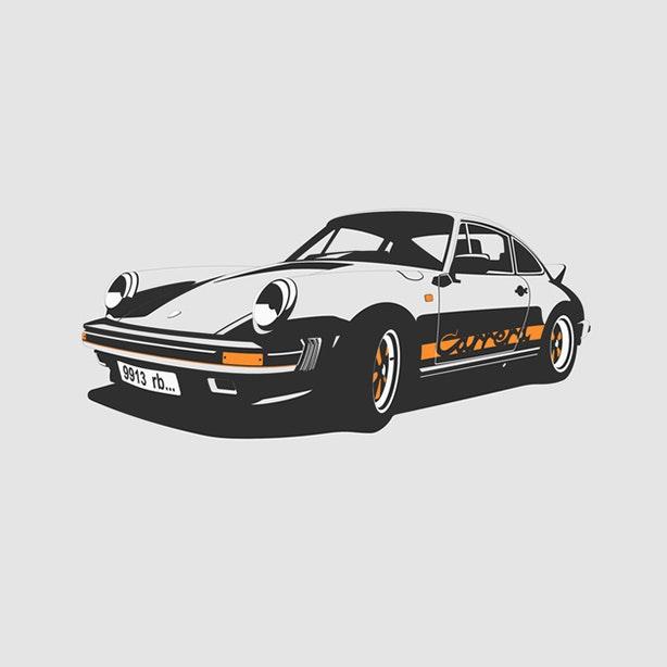 Porsche 911 Artprint
