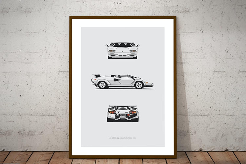 Remove Before Automotive Prints