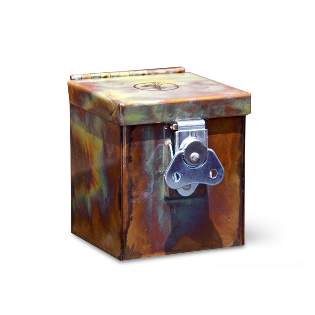 REP Gaming Flame-Treated Copper-Plated Deck Box
