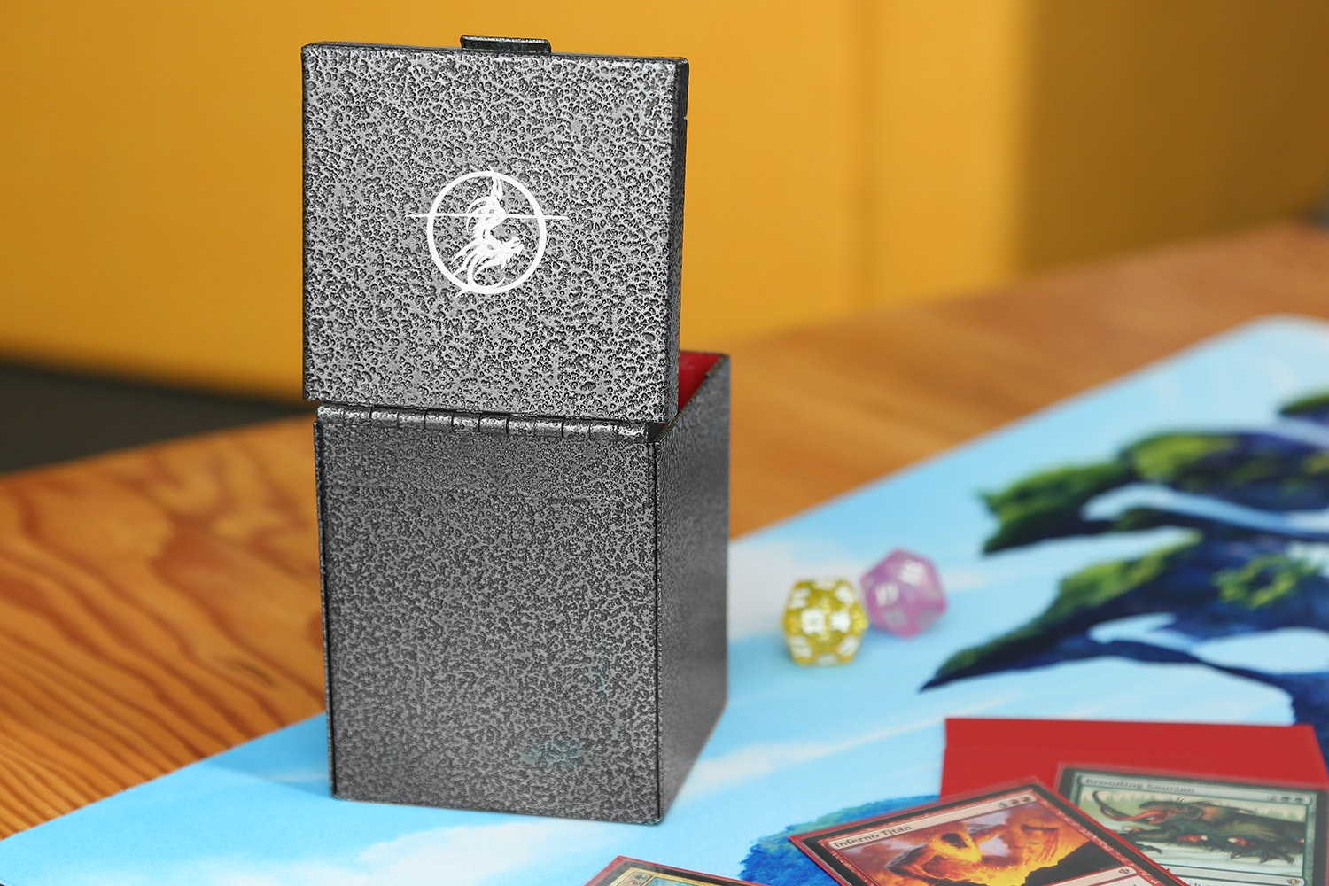REP Gaming Exclusive Steel Deck Box – Flash Sale