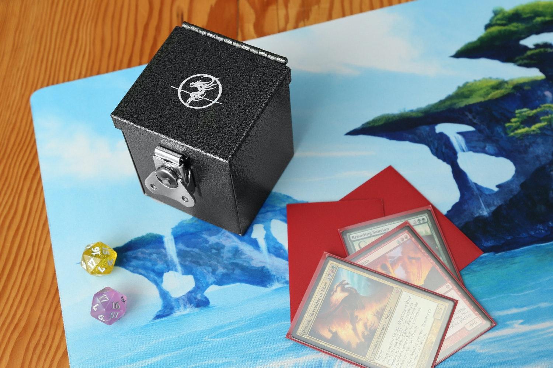 REP Gaming Exclusive Steel Deck Box –Flash Sale