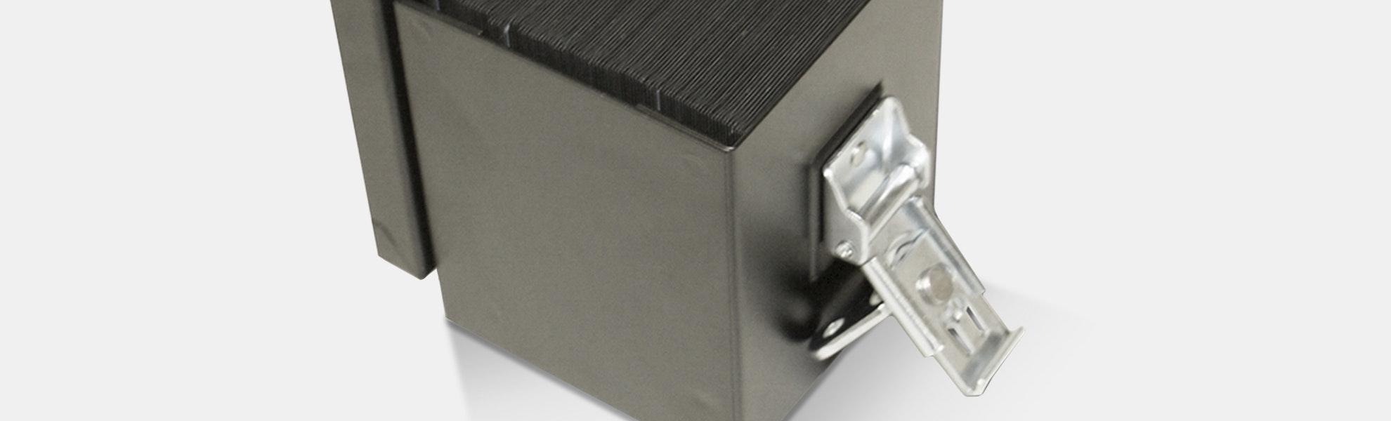 REP Gaming - Steel Commander Deck Box