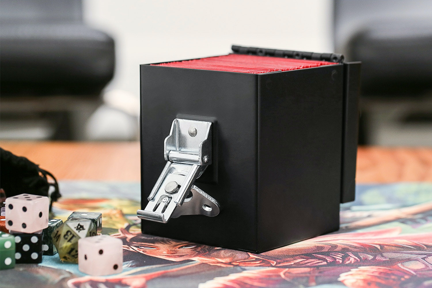 REP Gaming Steel Commander Deck Box