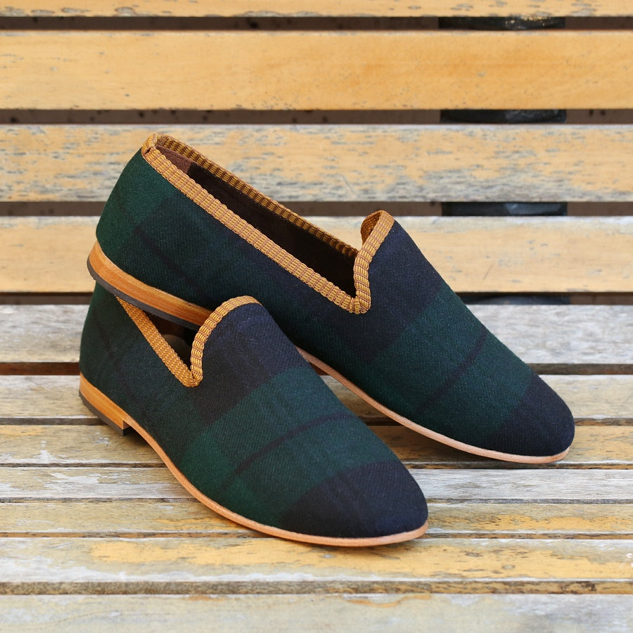 Res Ipsa Tweed Loafers