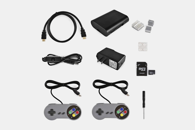 RetroPie Raspberry Pi 3 Game Station Bundle Kit