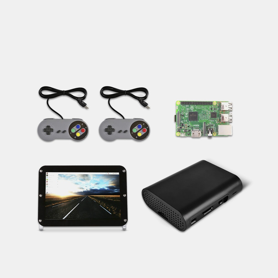 RetroPie Raspberry Pi 3 Game Station Bundle Kit