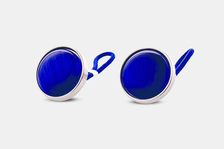 Royal Blue Cat's Eye
