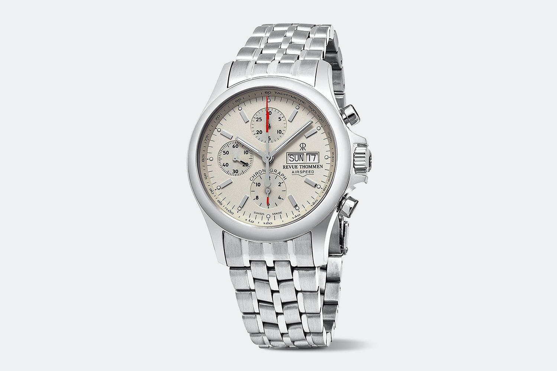 Revue Thommen Pilot's Automatic Watch