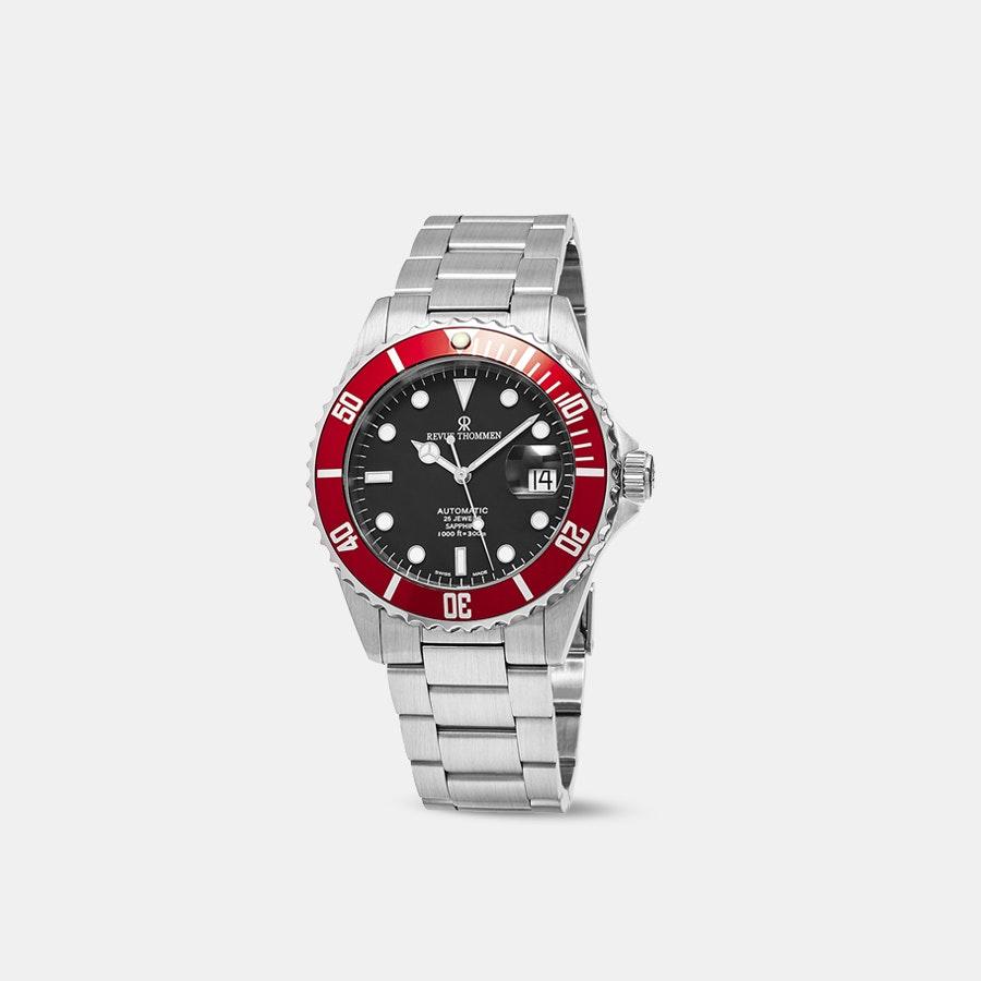 Revue Thommen XL Diver Automatic Watch