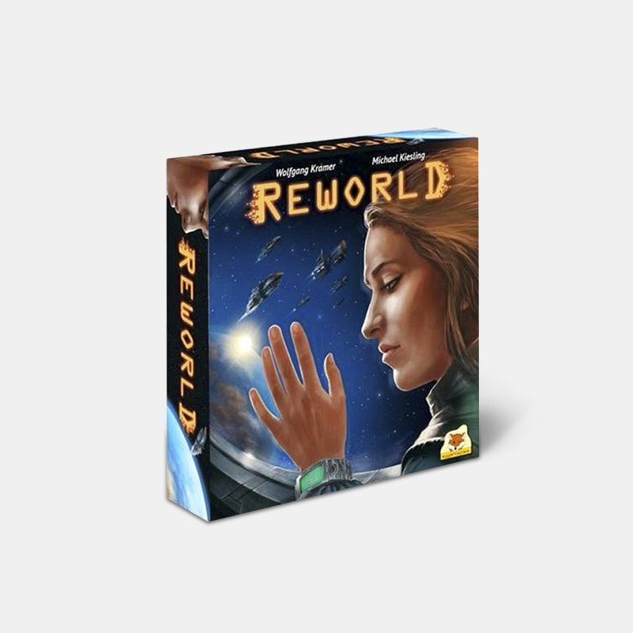 Reworld Board Game