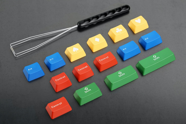 RGB Keycap Set