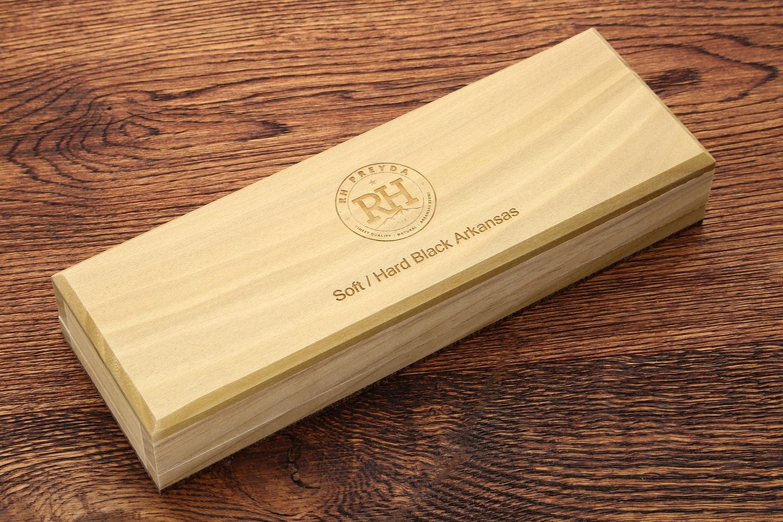 RH Preyda Combination Bench Stones