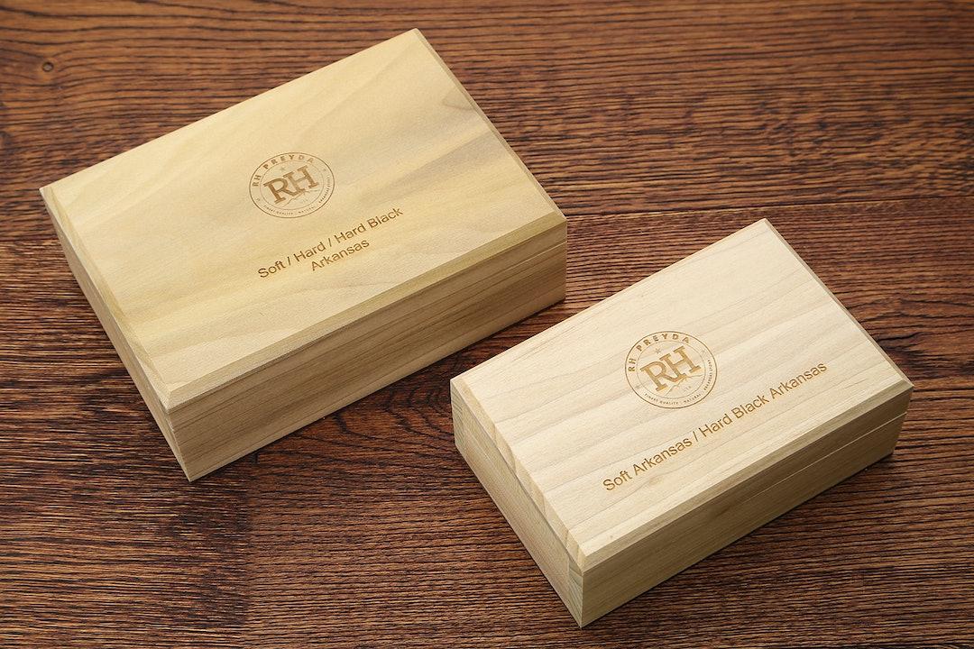 RH Preyda Deluxe Honing Kit