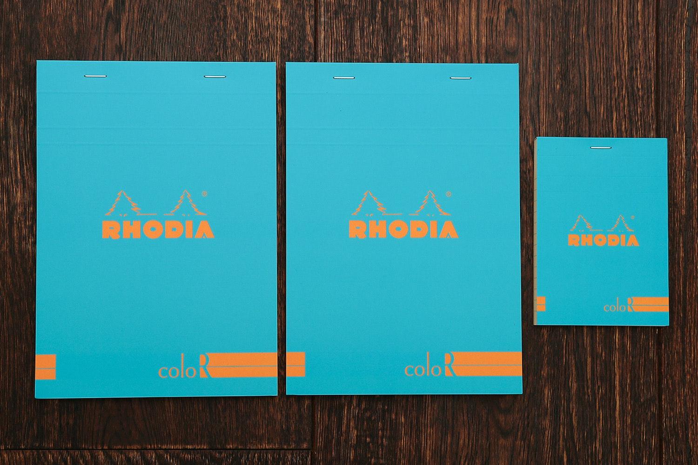 Rhodia ColoR Premium Treasure Box