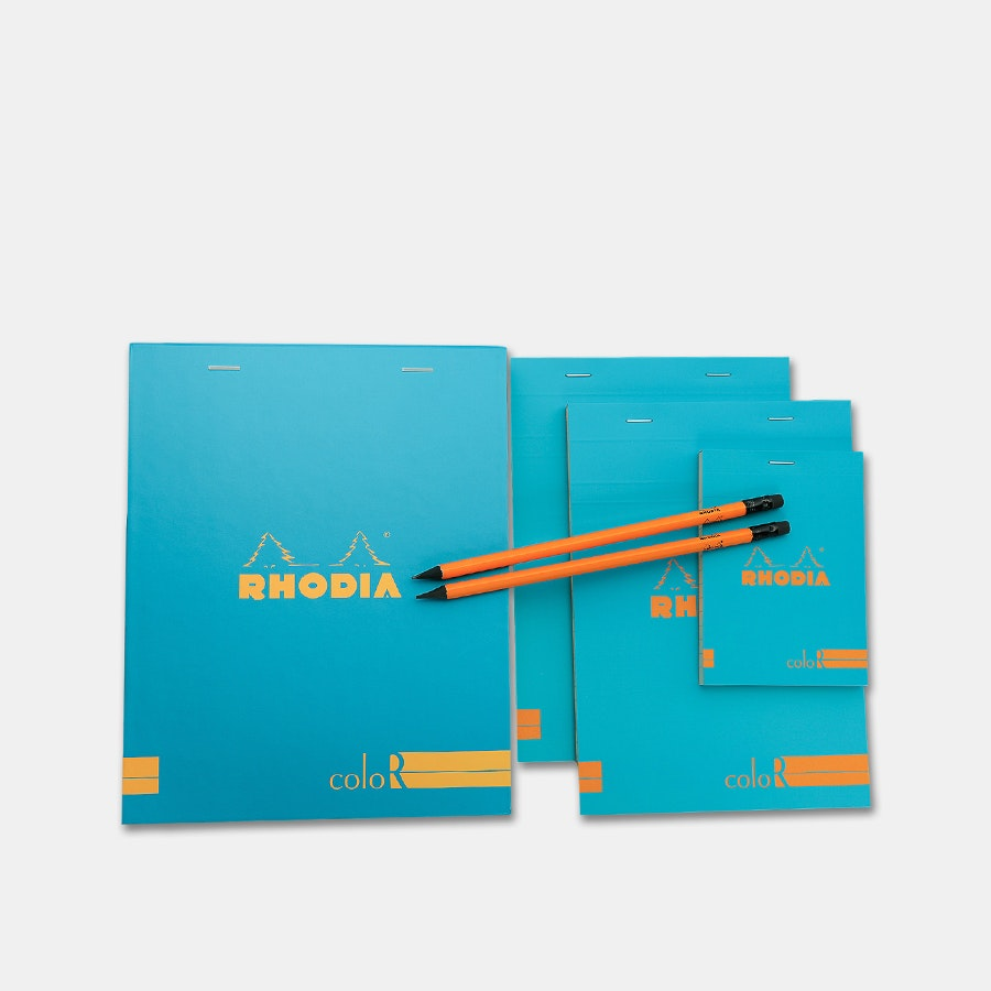 Rhodia ColoR Premium Treasure Box