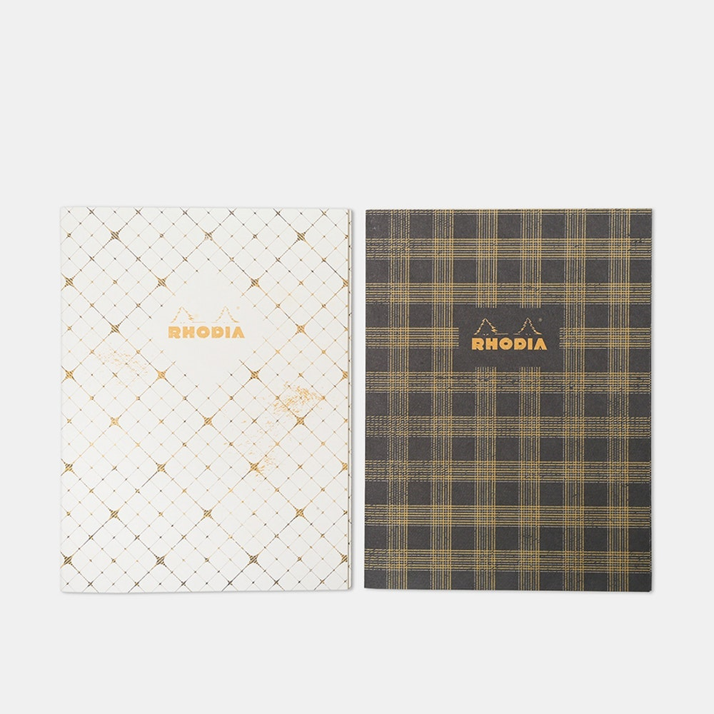 Rhodia Heritage Collection Notebooks (2-Pack)