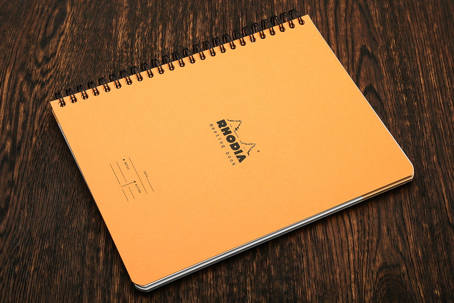 Rhodia A5 Meeting Book (3-Pack)