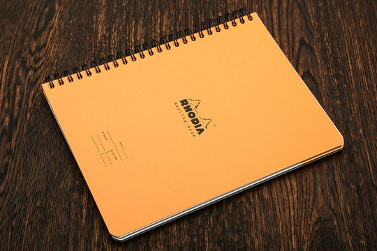 Rhodia A5 Meeting Book (3-Pack)