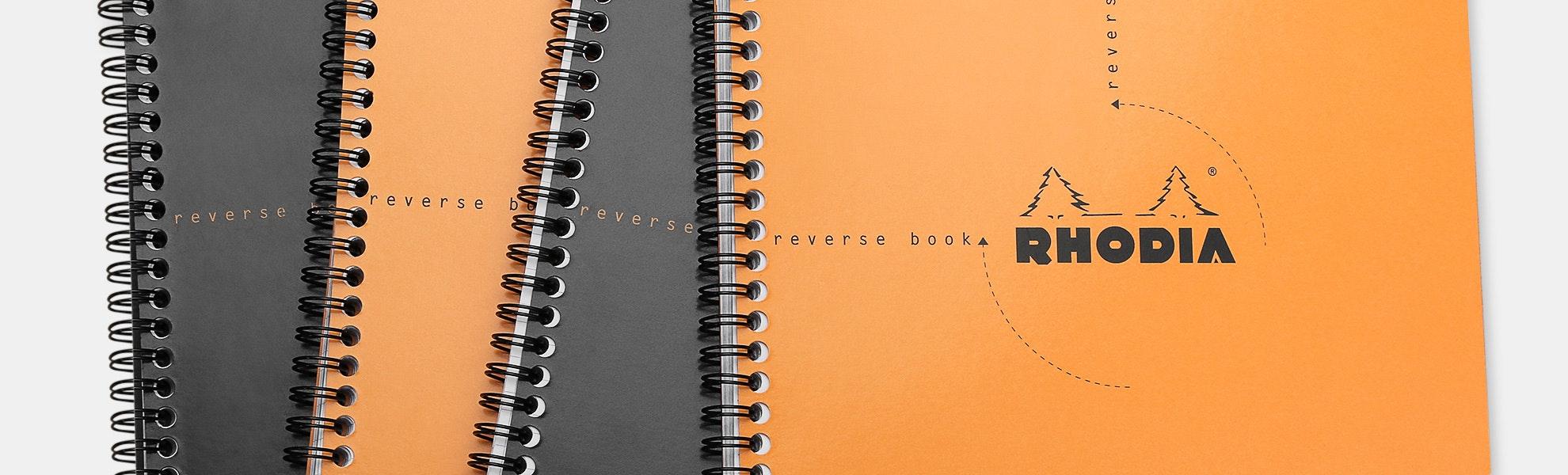 Rhodia Reverse Notebooks (3-Pack)
