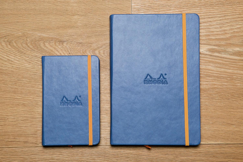 Rhodia Rhodiarama Pocket Webnotebooks (3-Pack)