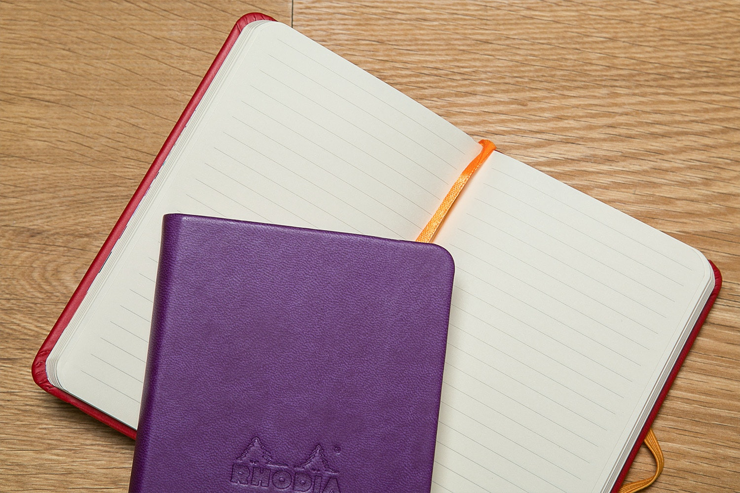 Rhodia Rhodiarama Pocket Webnotebooks (3-Pack)