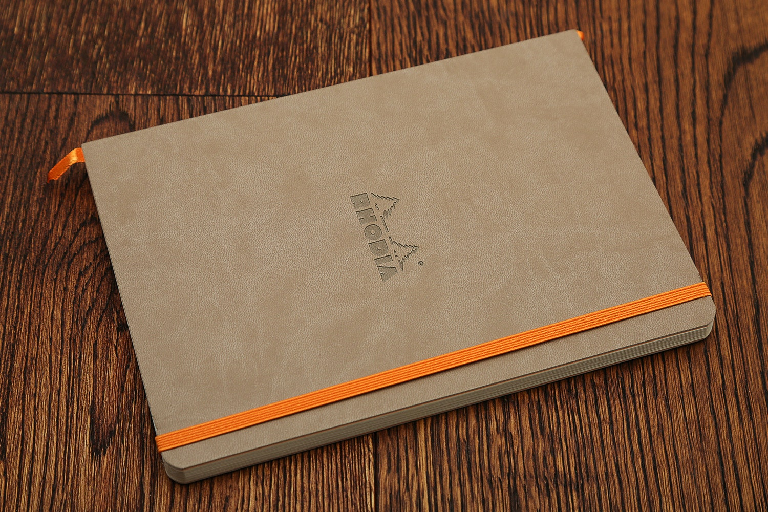 Rhodia Rhodiarama A5 Soft Cover Notebook (3-Pack)