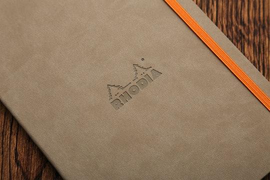 Rhodia Rhodiarama A5 Soft Cover Notebook (3-Pack)