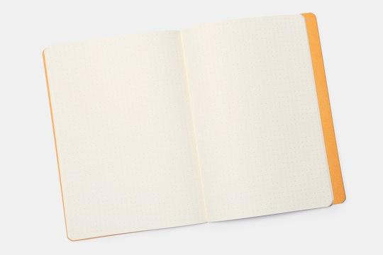 Rhodia Sewn-Spine Rhodiarama Notebooks (4-Pack)