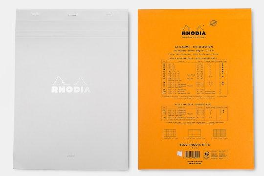 Rhodia Staplebound Notepads (6-Pack)