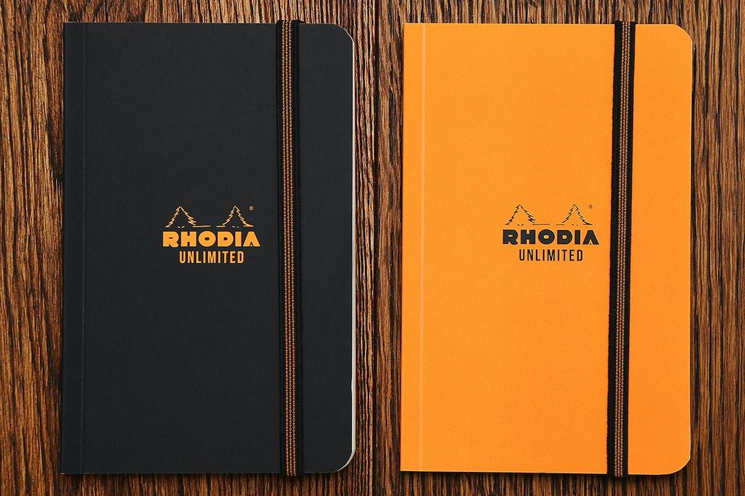 Rhodia Unlimited Pocket Notebooks (5-Pack)