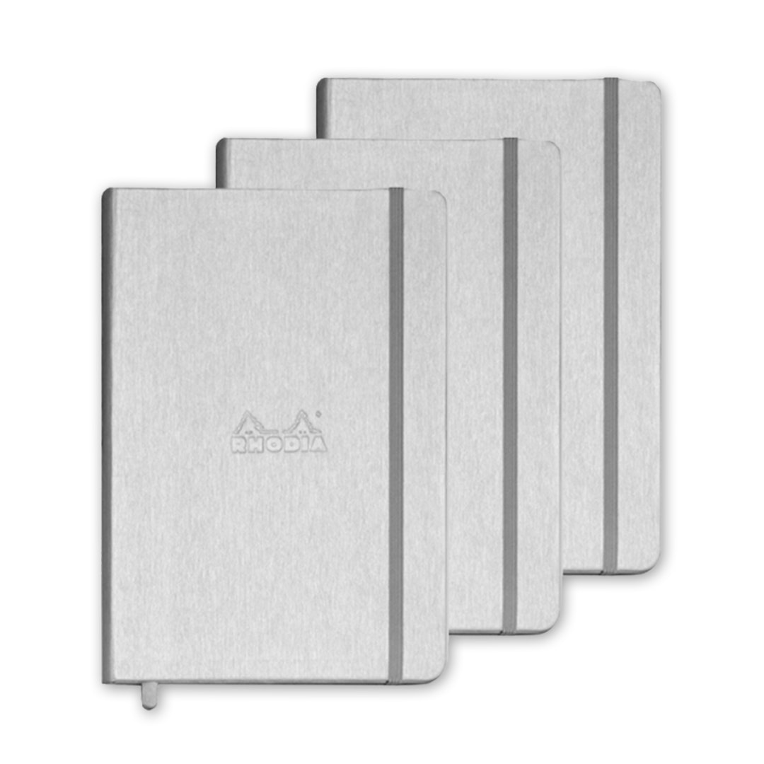 Rhodia Webnotebook (3-Pack)