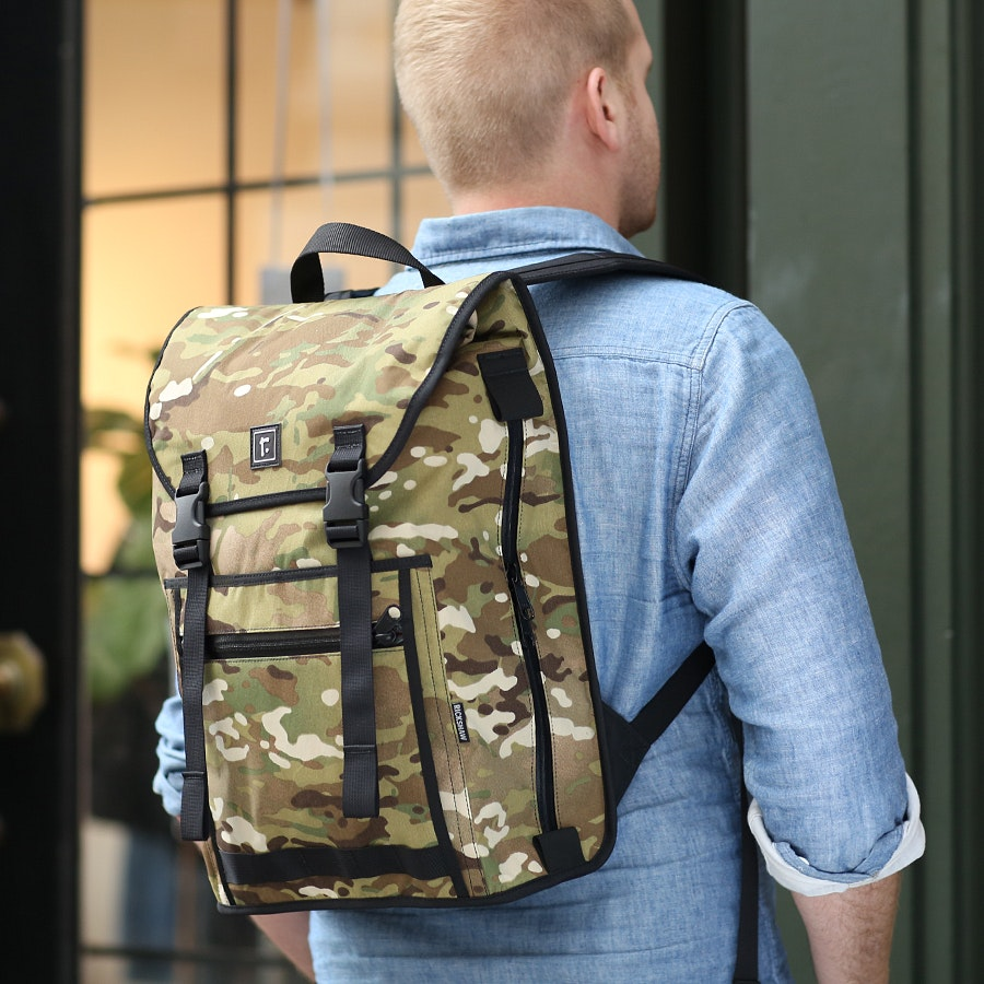 Rickshaw Bagworks Sutro Backpacks