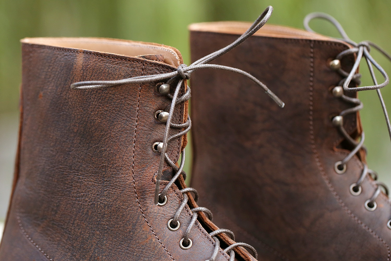 Rider Boot Co. 'Eben' Boot in Waxy Kudu