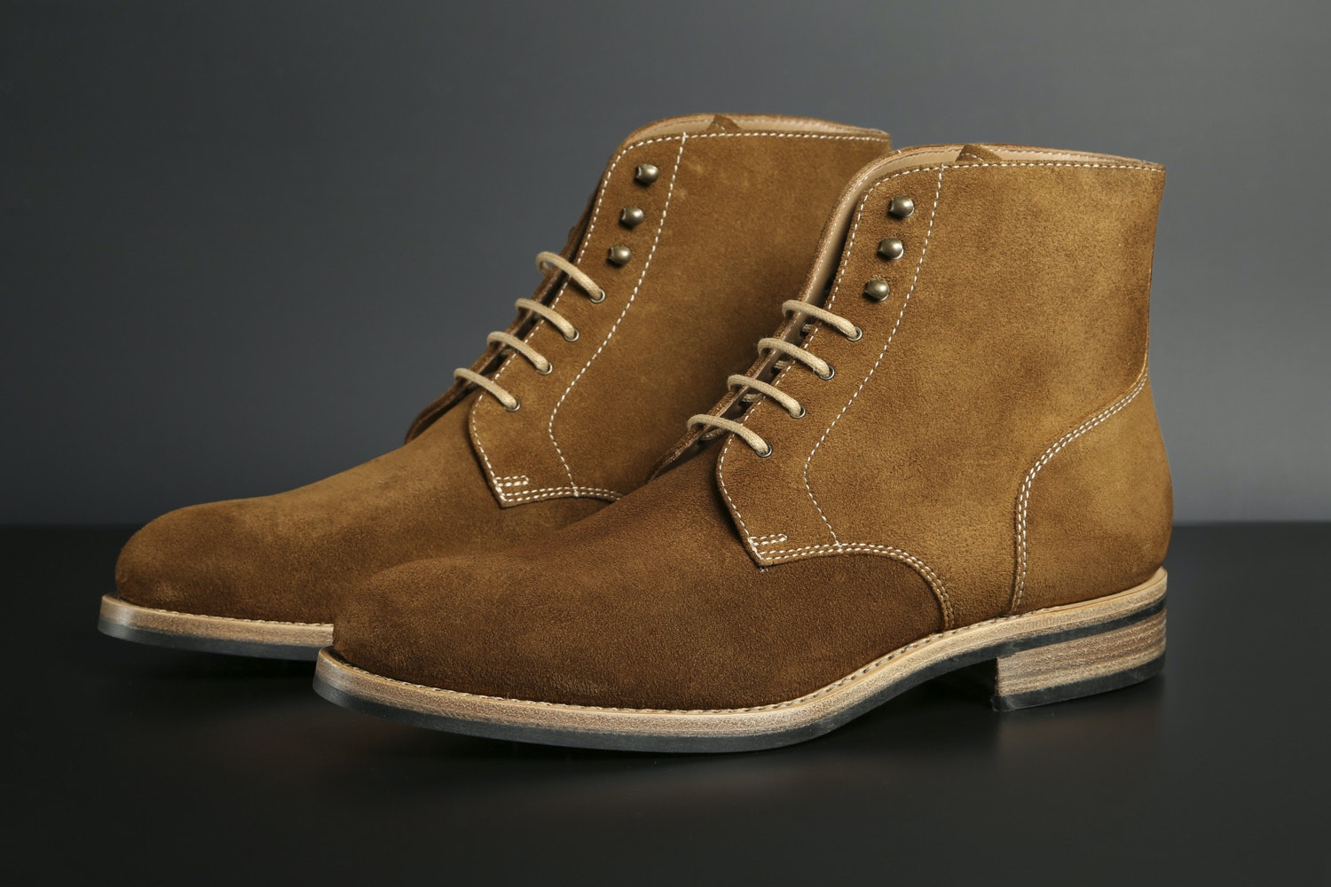 Snuff Suede / Sestriere Sole