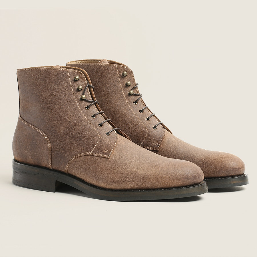 Rider Boot Co. Dundalk Reverso Leather Boots