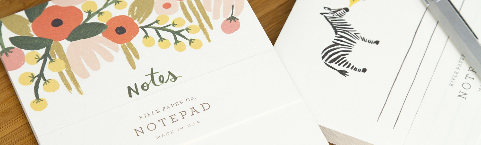 Rifle Paper Co. Notepad 2 Pack