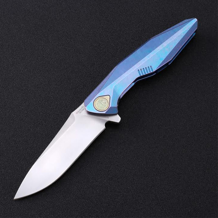 Rike Knife 1508s Integral Handle Folder