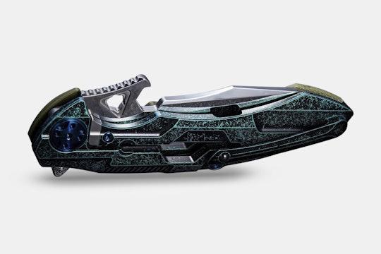 Rike Knife M3 154CM Folding Knife