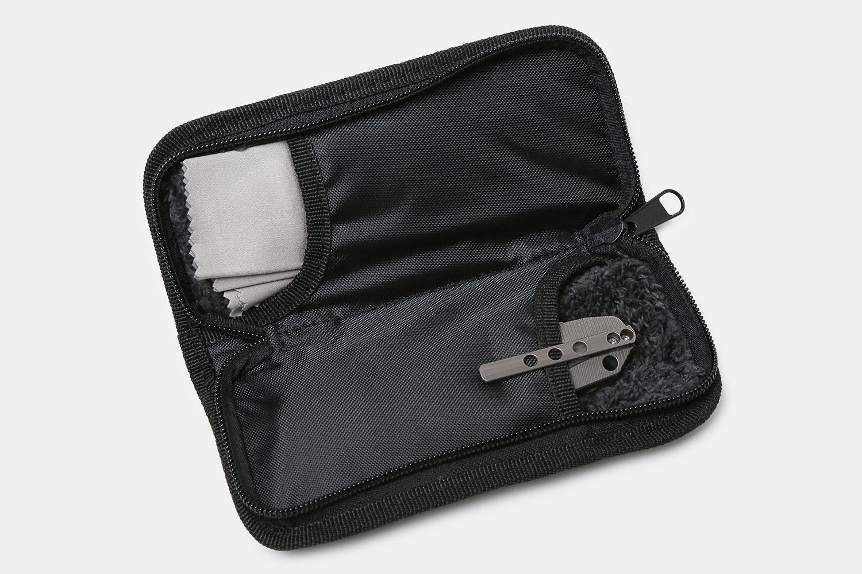 Rike Knife Thor 1-CF Integral Frame Lock Folder